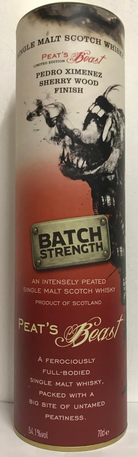 Peat's Beast Batch Strength FF
