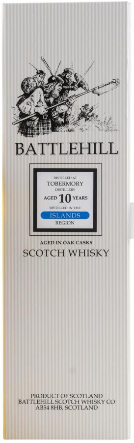 Tobermory 2008 BSW