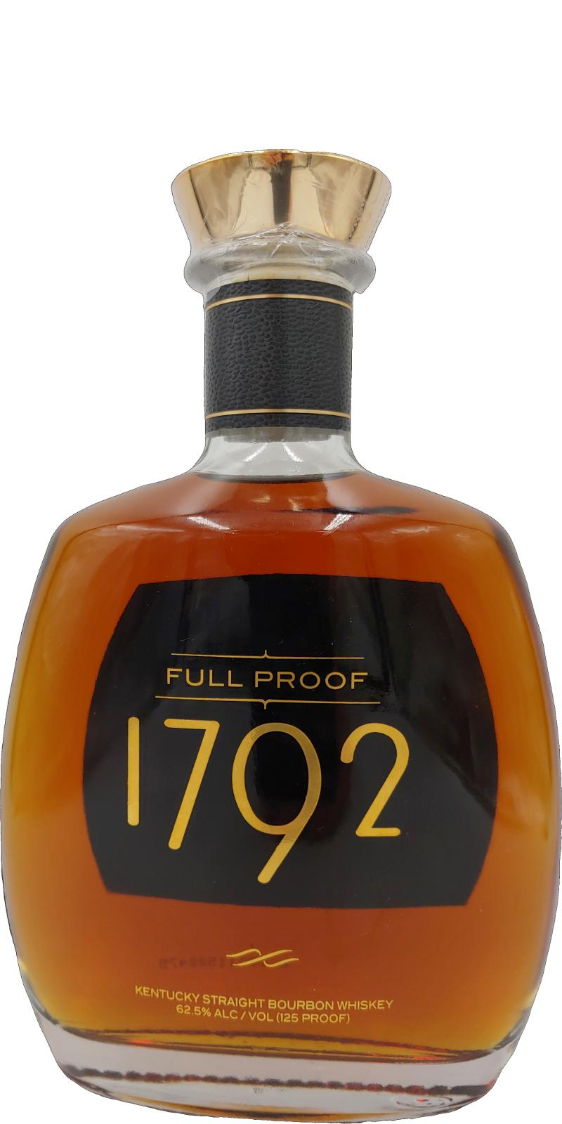 1792 Full Proof Ratings And Reviews Whiskybase