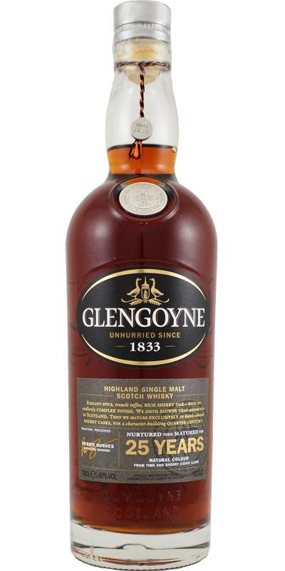 Glengoyne 25-year-old