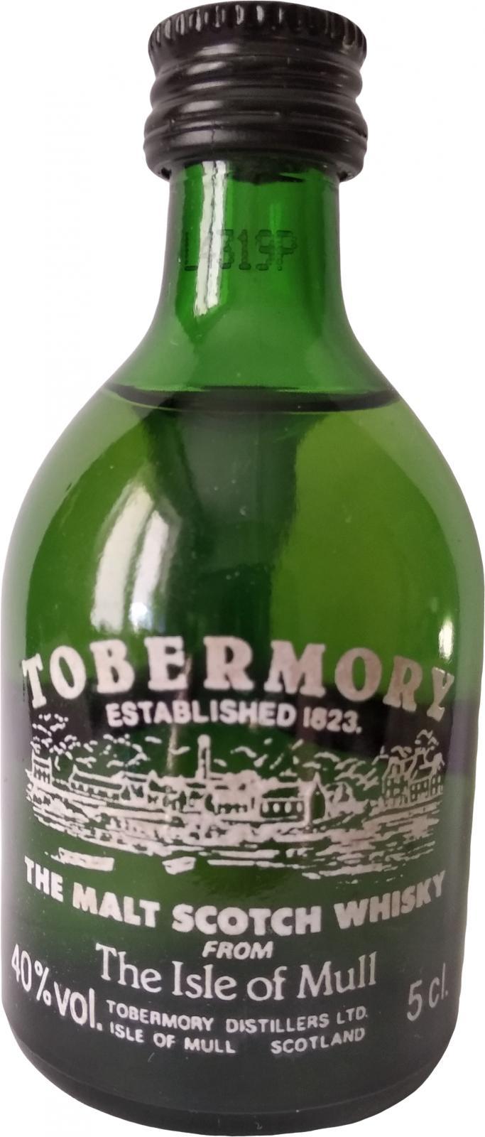 Tobermory The Malt Scotch Whisky