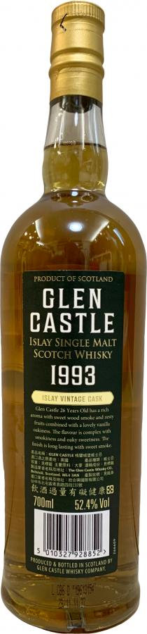 Glen Castle 1993 TGCW
