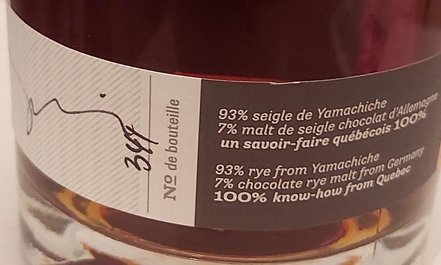 CIRKA Whisky Québécois