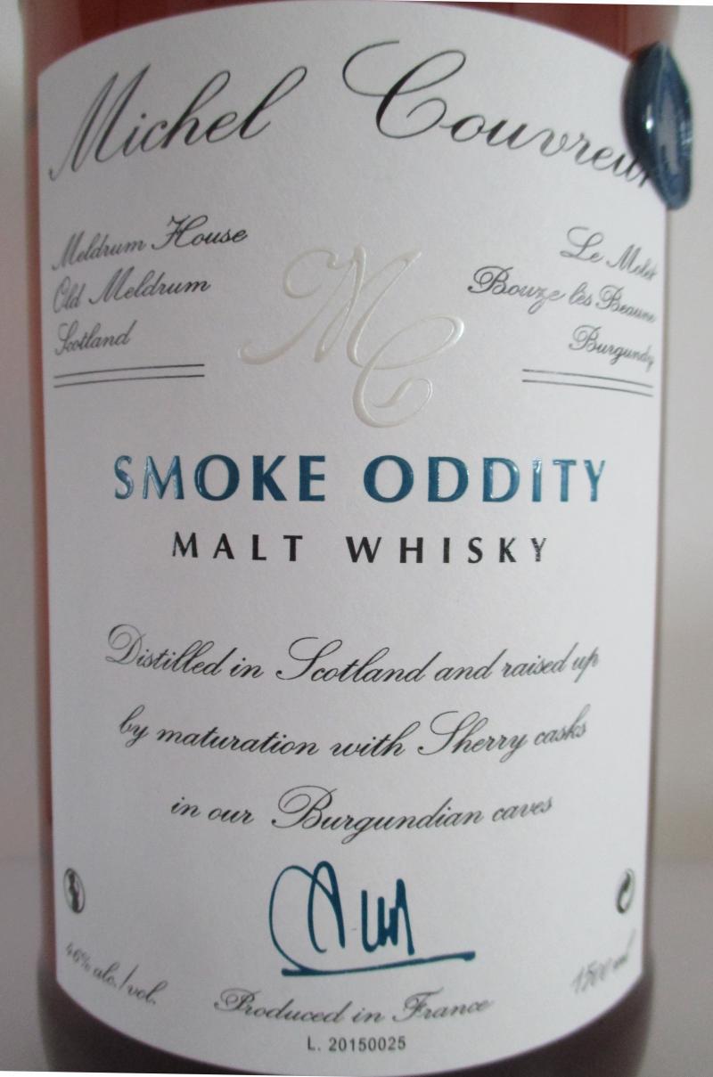 Michel Couvreur Smoke Oddity MCo