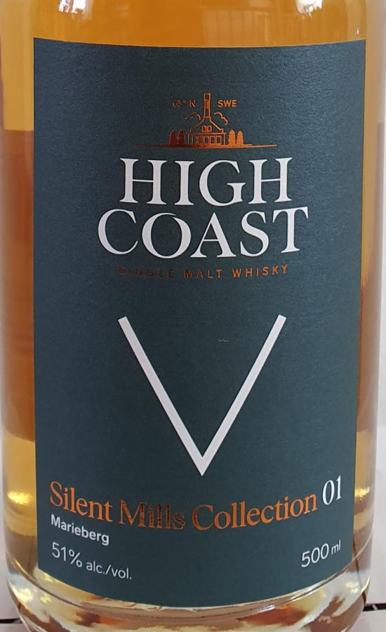 High Coast Silent Mills Collection 01