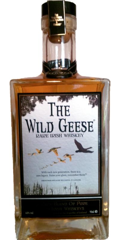 The Wild Geese Rare Irish Whiskey
