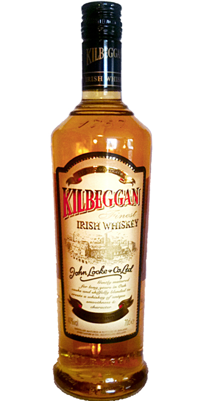 Kilbeggan Finest Irish Whiskey