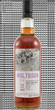 Highland Malt 1987 MBa