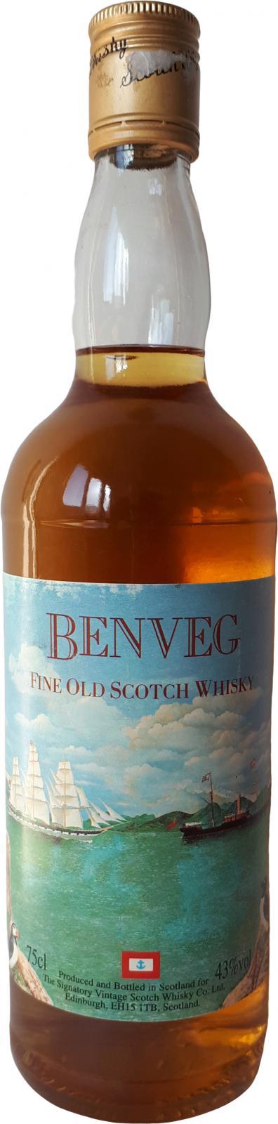 Benveg Fine Old Scotch Whisky