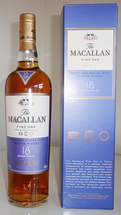 Macallan 18-year-old