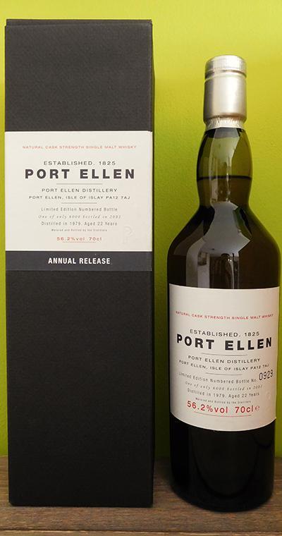 Port Ellen  1st Release