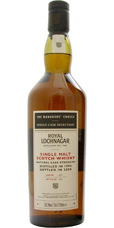 Royal Lochnagar 1994