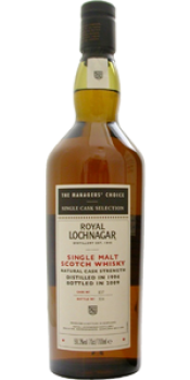 Royal Lochnagar 1994