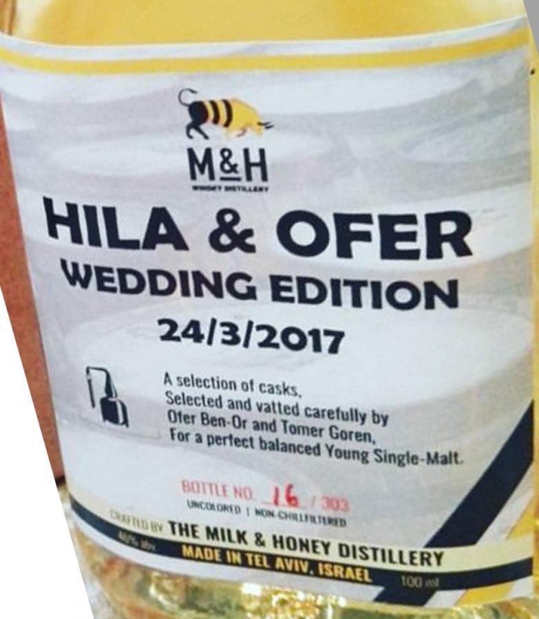 Milk & Honey Wedding Edition