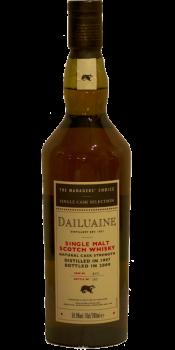 Dailuaine 1997