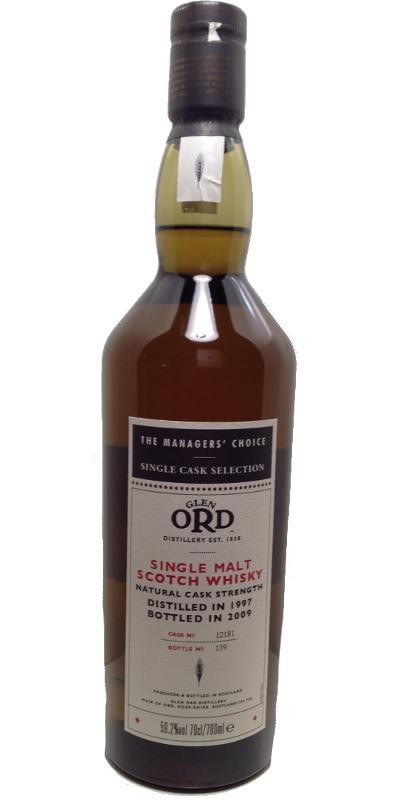 Glen Ord - Whiskybase - Ratings and reviews for whisky