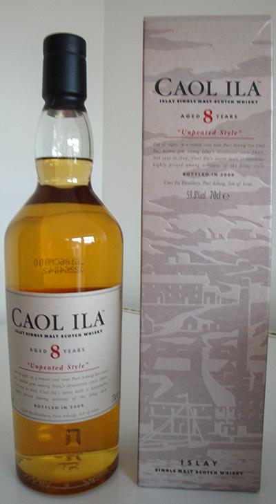 Caol Ila 08-year-old