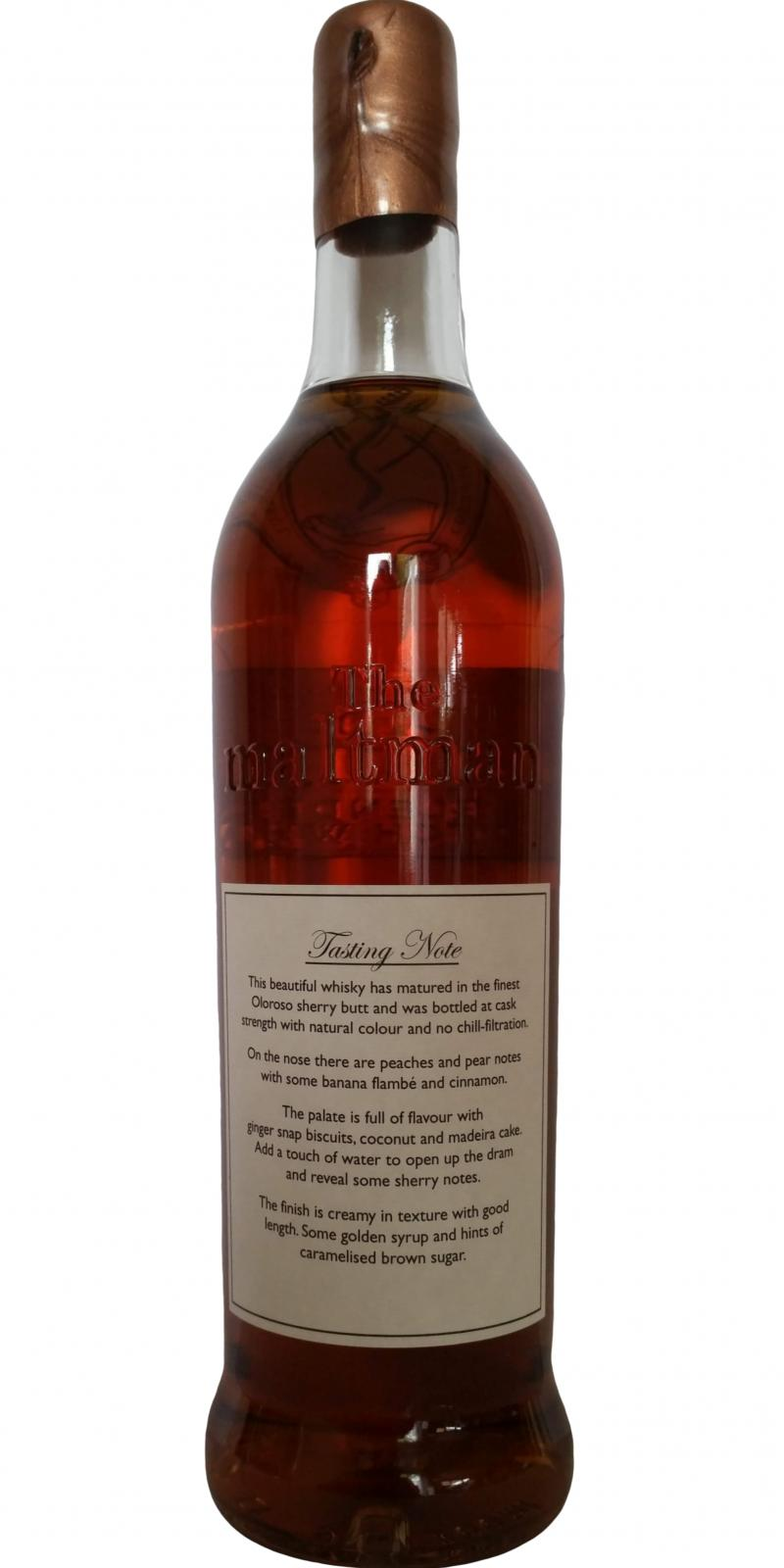 Blended Scotch Whisky 2008 MBl