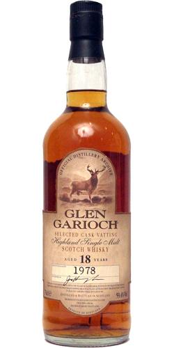 Glen Garioch 1978