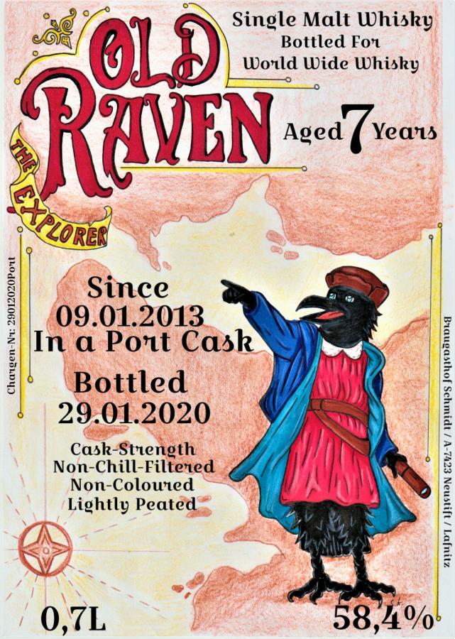Old Raven 2013 - The Explorer