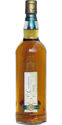 Caperdonich 1970 DT