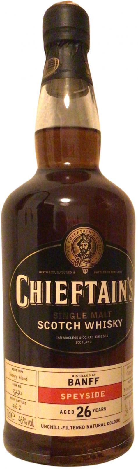 Chieftain's 1978 IM