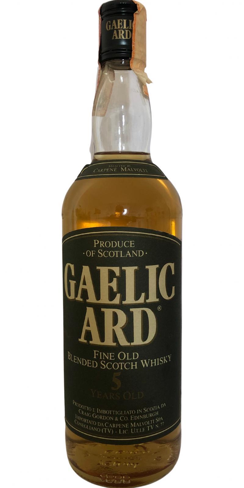 Gaelic Ard 05-year-old
