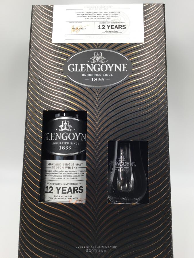 Glengoyne 12-year-old