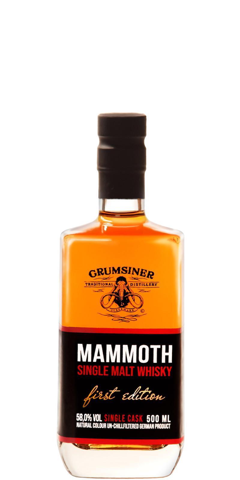 Grumsiner Mammoth
