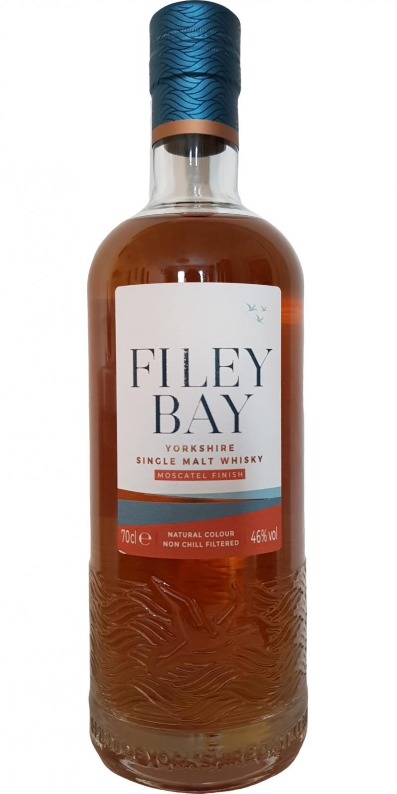 Filey Bay Yorkshire Single Malt Whisky