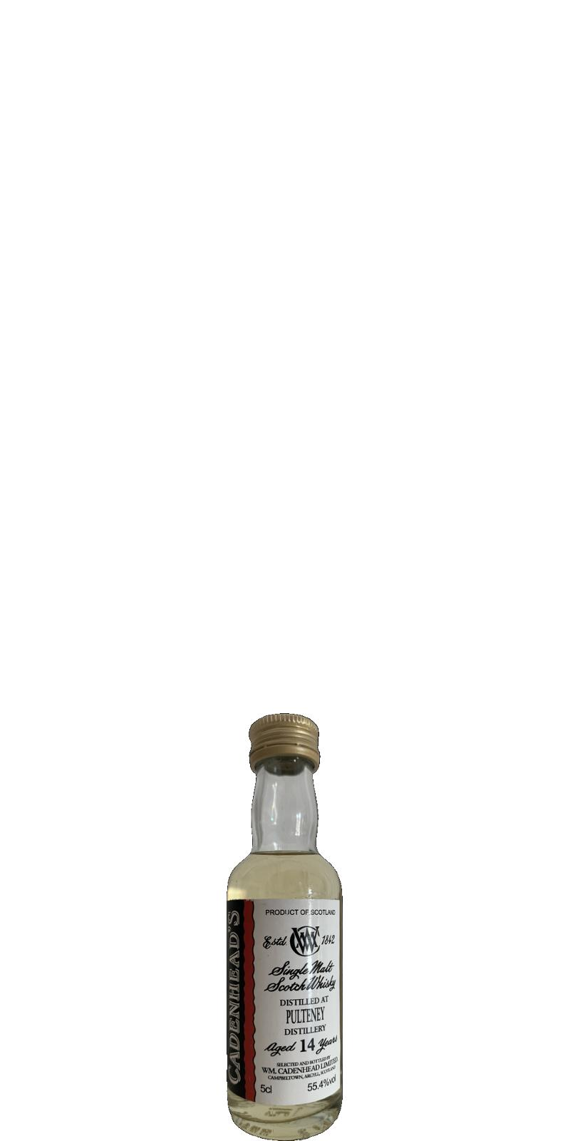 Old Pulteney 14-year-old CA