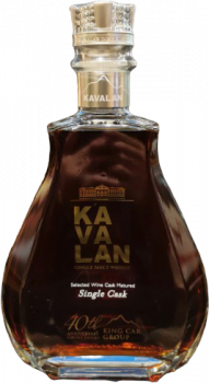 Kavalan Selected Wine Cask Matured