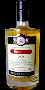 Bowmore 2000 MoS