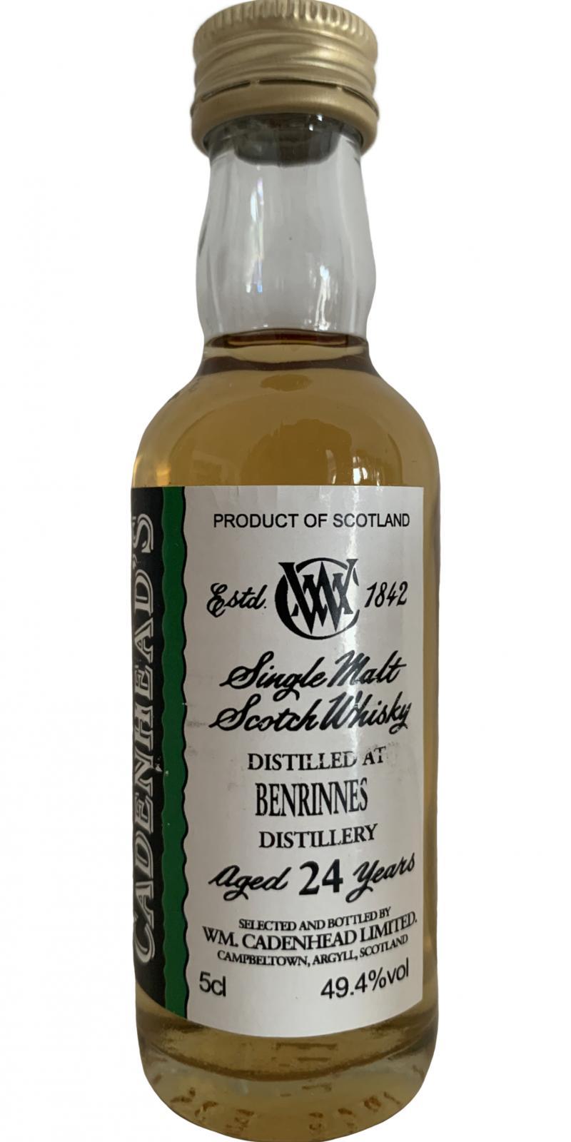 Benrinnes 1995 CA