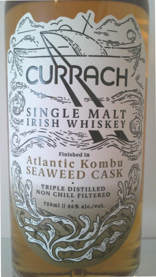 Currach Single Malt Irish Whiskey