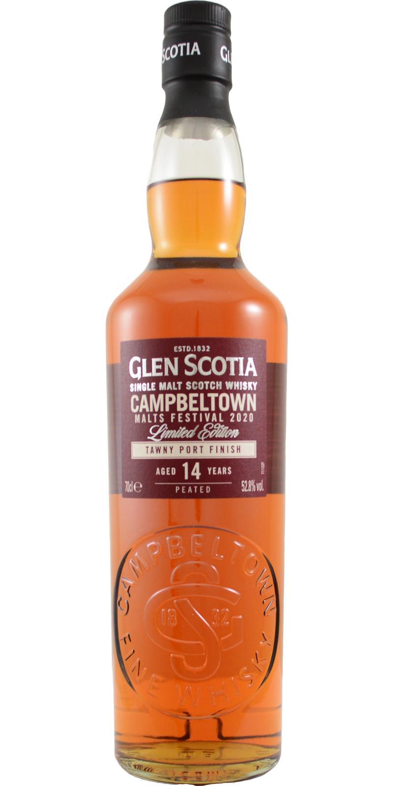 Glen Scotia 14-year-old