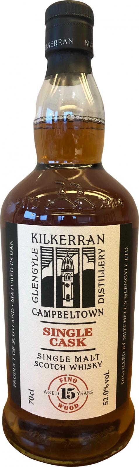 Kilkerran 15-year-old