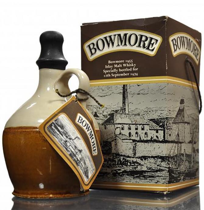 Bowmore 1955