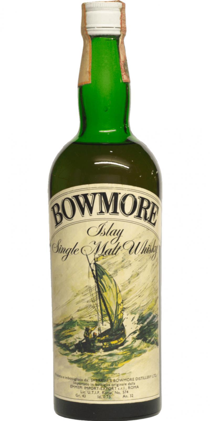 Bowmore 07-year-old Sherriff's