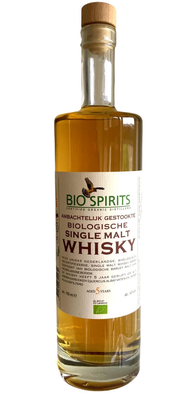 Single Malt Whisky 05-year-old