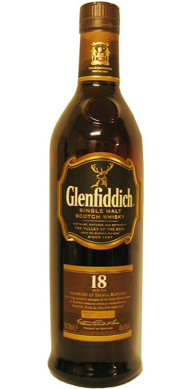 Glenfiddich 18-year-old
