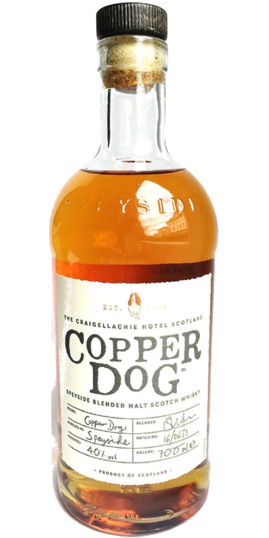 Copper Dog Speyside Blended Malt Scotch Whisky