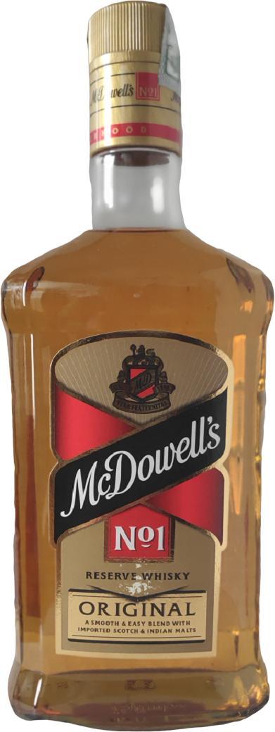McDowell's Nº 1