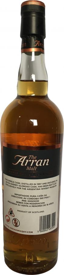 Arran 19-year-old