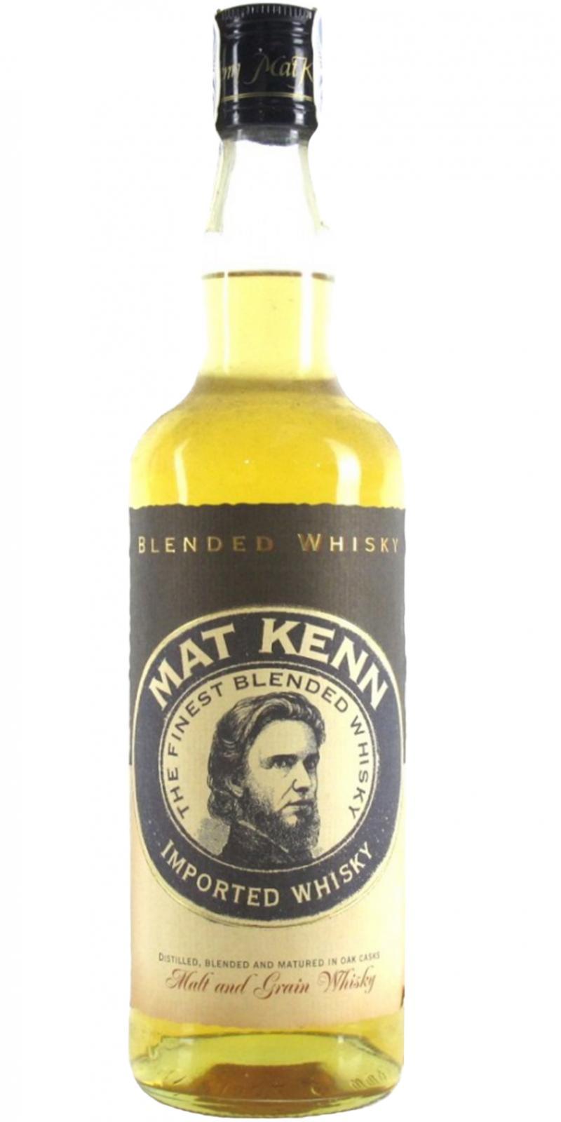 Blended Whisky Mat Kenn