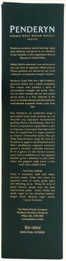 Penderyn Peated