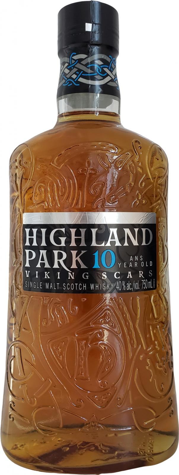 Highland Park 10-year-old
