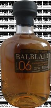 Balblair 2006 NMWL no. 8