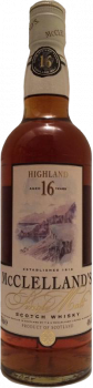 McClelland's 16-year-old