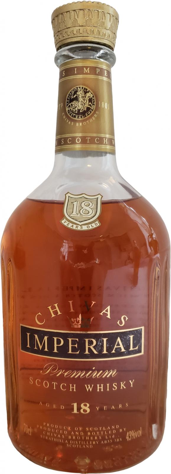 Chivas Brothers 18-year-old